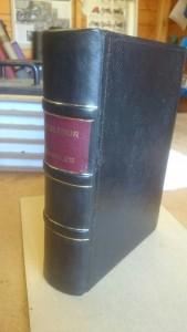 Book Bible Repair