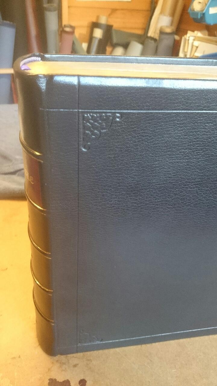 Bible rebind / Repair / Restoration | Chester Book Binders