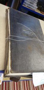 latest bible repair